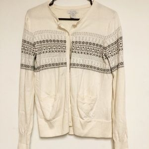 Pure Alfred Sung Cardigan Sweater